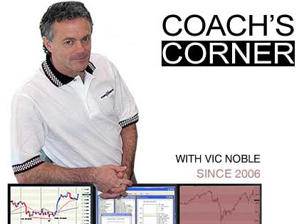 Forex Mentor Coach Corner Review by Vic Noble