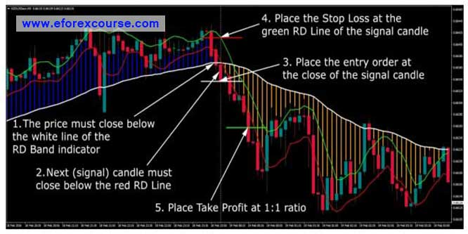 Rapid Dollar Forex Trading System Sell Signal