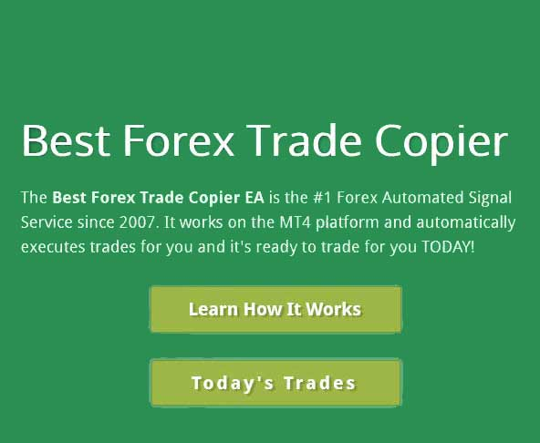 Best forex copy trader