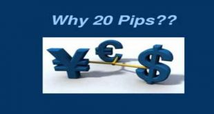 Power of 20 pips a Day - Why 20 pips?