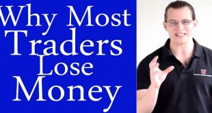 Why 90% Of Forex Traders Lose Money?