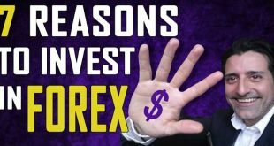 7 Reasons to Invest in FOREX by Rodolfo Crisafulli
