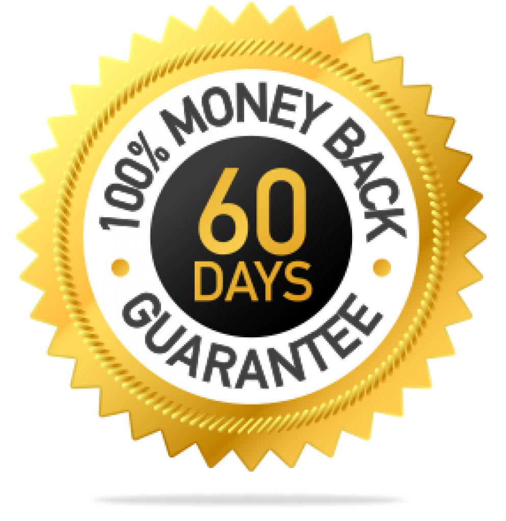 60 Days Money-Back Guarantee
