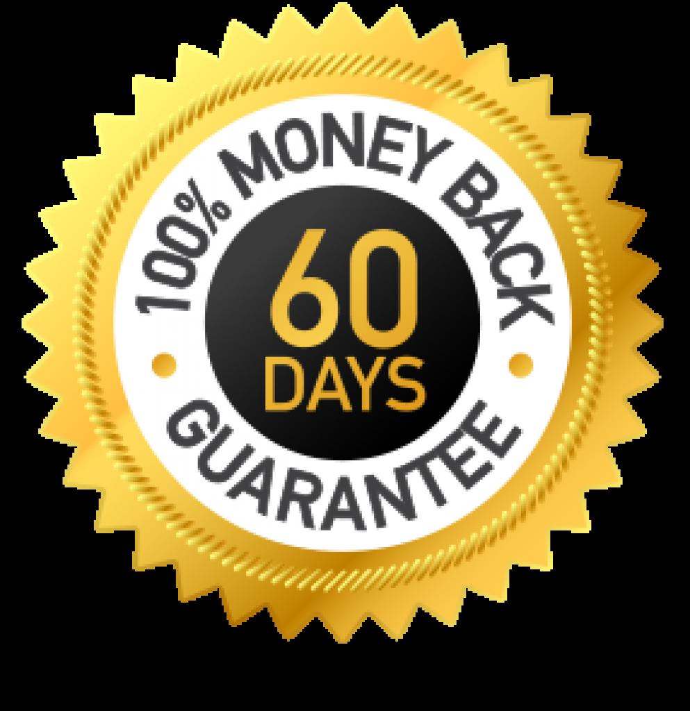60 Days Money-Back Guarantee