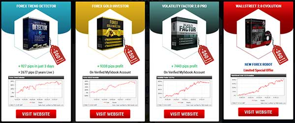 Best Forex Robots Reviews With Unbiased Users' Rating