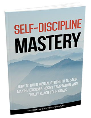 Self-Discipline Mastery Ebook