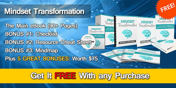 3.Mindset Transformation