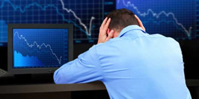 losing money in forex market