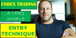 A Very Simple Entry Technique to Trade Forex Successfully!!