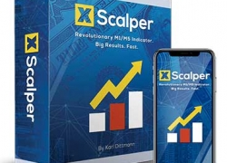 X Scalper Indicator – 100% NO Repaint Buy/Sell Signals